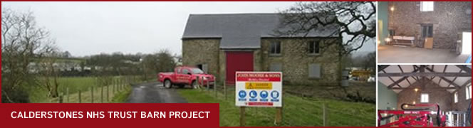 calderstone barn project